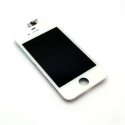 Ekrans iPhone 4S white copy
